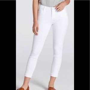 Lila Ryan Dorianna Cropped Skinny Jean